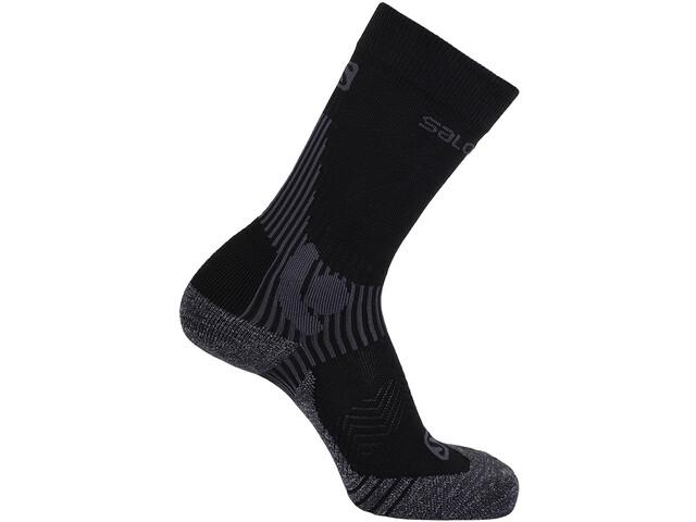 Salomon X Alp Sokken grijs/zwart
